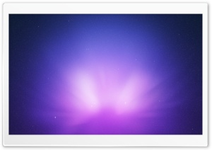 Purple Aurora HD Wide Wallpaper for 4K UHD Widescreen desktop & smartphone