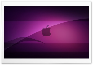 Purple Glass HD Wide Wallpaper for Widescreen
