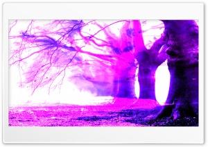 Purple Hallucination Ultra HD Wallpaper for 4K UHD Widescreen desktop, tablet & smartphone