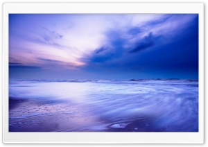 Purple Landscape HD Wide Wallpaper for Widescreen