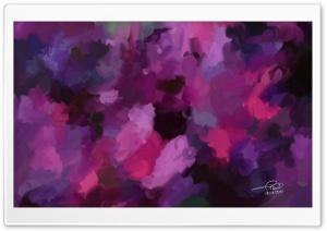 Purple Rain Ultra HD Wallpaper for 4K UHD Widescreen desktop, tablet & smartphone