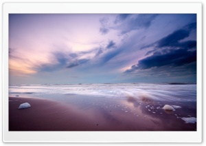 Purple Skies HD Wide Wallpaper for Widescreen