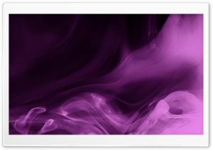 Purple Smoke HD Wide Wallpaper for Widescreen