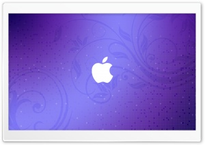 Purple Swirl HD Wide Wallpaper for Widescreen