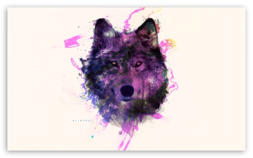 Purple Wolf ❤ 4K UHD Wallpaper for Wide 5:3 Widescreen WGA ; 4K UHD 16:9 Ultra High Definition 2160p 1440p 1080p 900p 720p ; Standard 4:3 Fullscreen UXGA XGA SVGA ; Smartphone 16:9 2160p 1440p 1080p 900p 720p ; iPad 1/2/Mini ; Mobile 4:3 5:3 3:2 16:9 - UXGA XGA SVGA WGA DVGA HVGA HQVGA ( Apple PowerBook G4 iPhone 4 3G 3GS iPod Touch ) 2160p 1440p 1080p 900p 720p ;