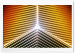 Pyramid 3D Art Ultra HD Wallpaper for 4K UHD Widescreen desktop, tablet & smartphone