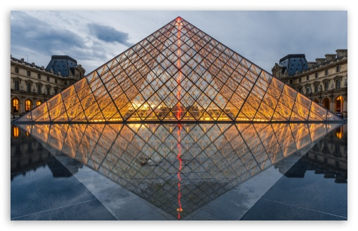 Pyramid of the Louvre, Paris, France, Europe ❤ 4K UHD Wallpaper for Wide 16:10 5:3 Widescreen WHXGA WQXGA WUXGA WXGA WGA ; UltraWide 21:9 24:10 ; 4K UHD 16:9 Ultra High Definition 2160p 1440p 1080p 900p 720p ; UHD 16:9 2160p 1440p 1080p 900p 720p ; Standard 3:2 Fullscreen DVGA HVGA HQVGA ( Apple PowerBook G4 iPhone 4 3G 3GS iPod Touch ) ; Mobile 5:3 3:2 16:9 - WGA DVGA HVGA HQVGA ( Apple PowerBook G4 iPhone 4 3G 3GS iPod Touch ) 2160p 1440p 1080p 900p 720p ;