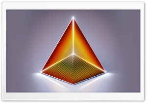 Pyramid Secrets 3D Art