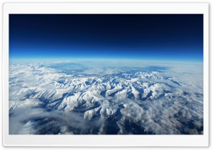 Pyrenees Mountain Range HD Wide Wallpaper for Widescreen