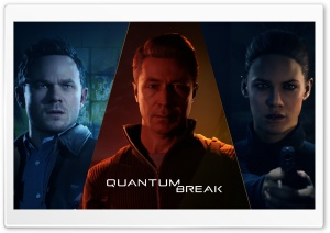 Quantum Break HD Wide Wallpaper for Widescreen