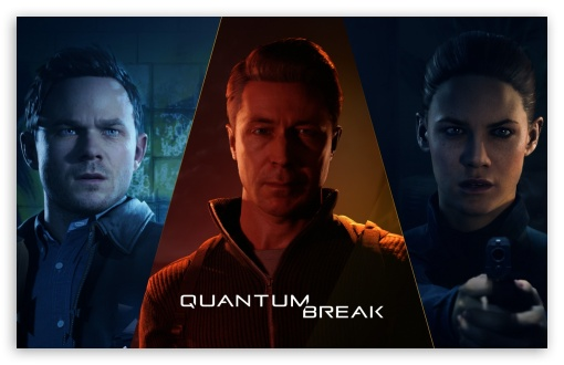 Download Quantum Break UltraHD Wallpaper