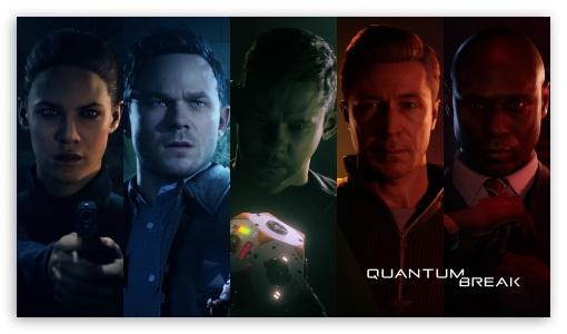Quantum Break Cast ❤ 4K UHD Wallpaper for 4K UHD 16:9 Ultra High Definition 2160p 1440p 1080p 900p 720p ; Mobile 16:9 - 2160p 1440p 1080p 900p 720p ;