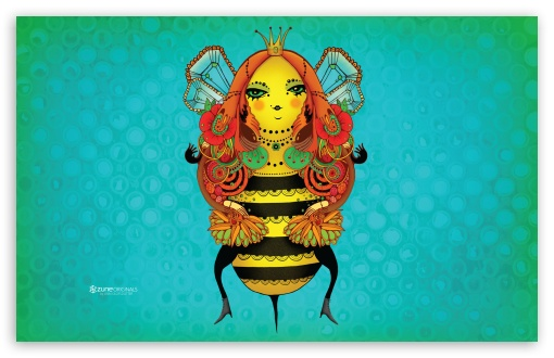 Queen Bee ❤ 4K UHD Wallpaper for Wide 16:10 5:3 Widescreen WHXGA WQXGA WUXGA WXGA WGA ; Standard 4:3 5:4 3:2 Fullscreen UXGA XGA SVGA QSXGA SXGA DVGA HVGA HQVGA ( Apple PowerBook G4 iPhone 4 3G 3GS iPod Touch ) ; Tablet 1:1 ; iPad 1/2/Mini ; Mobile 4:3 5:3 3:2 5:4 - UXGA XGA SVGA WGA DVGA HVGA HQVGA ( Apple PowerBook G4 iPhone 4 3G 3GS iPod Touch ) QSXGA SXGA ;