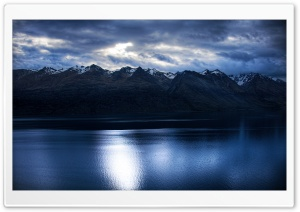 Queenstown, New Zealand HD Wide Wallpaper for Widescreen