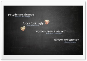 Quotes HD Wide Wallpaper for 4K UHD Widescreen desktop & smartphone