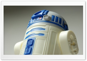 R2D2 HD Wide Wallpaper for Widescreen