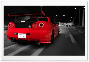 R34 Ultra HD Wallpaper for 4K UHD Widescreen desktop, tablet & smartphone