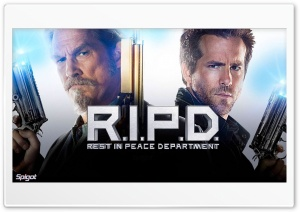 R.I.P.D. HD Wide Wallpaper for Widescreen