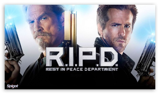 R.I.P.D. HD wallpaper for HD 16:9 High Definition WQHD QWXGA 1080p 900p 720p QHD nHD ; Mobile 16:9 - WQHD QWXGA 1080p 900p 720p QHD nHD ;