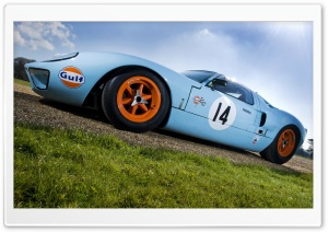 Race Car HD Wide Wallpaper for Widescreen