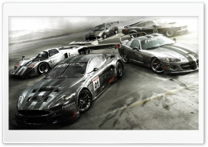 Race Driver Grid HD Wide Wallpaper for Widescreen