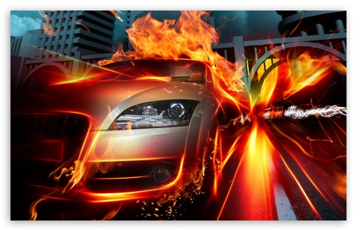 Racing Car Speed Flames HD wallpaper for Wide 16:10 5:3 Widescreen WHXGA WQXGA WUXGA WXGA WGA ; HD 16:9 High Definition WQHD QWXGA 1080p 900p 720p QHD nHD ; Standard 4:3 5:4 3:2 Fullscreen UXGA XGA SVGA QSXGA SXGA DVGA HVGA HQVGA devices ( Apple PowerBook G4 iPhone 4 3G 3GS iPod Touch ) ; iPad 1/2/Mini ; Mobile 4:3 5:3 3:2 16:9 5:4 - UXGA XGA SVGA WGA DVGA HVGA HQVGA devices ( Apple PowerBook G4 iPhone 4 3G 3GS iPod Touch ) WQHD QWXGA 1080p 900p 720p QHD nHD QSXGA SXGA ;