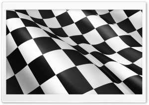Racing Flag HD Wide Wallpaper for Widescreen