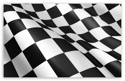 Download Racing Flag UltraHD Wallpaper
