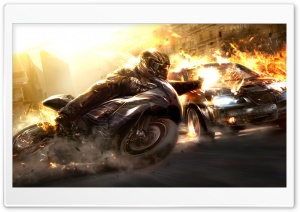 Racing Game 25 HD Wide Wallpaper for Widescreen