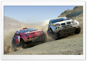 Racing Game 6 HD Wide Wallpaper for Widescreen