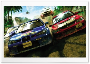 Racing Game 7 HD Wide Wallpaper for Widescreen
