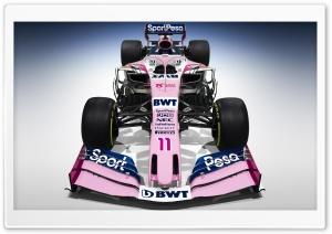 Racing Point F1 2019 HD Wide Wallpaper for 4K UHD Widescreen desktop & smartphone