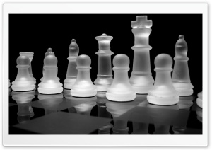 Radiant Chess HD Wide Wallpaper for Widescreen