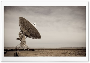 Radio Dish HD Wide Wallpaper for Widescreen