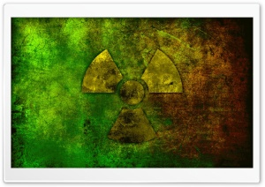 Radioactive HD Wide Wallpaper for Widescreen