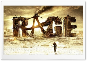 Rage HD Wide Wallpaper for Widescreen
