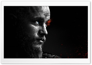 Ragnar Lodbrok HD Wide Wallpaper for 4K UHD Widescreen desktop & smartphone