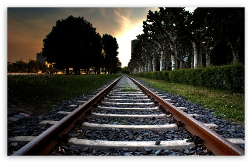 Railroad Track HD wallpaper for Wide 16:10 5:3 Widescreen WHXGA WQXGA WUXGA WXGA WGA ; HD 16:9 High Definition WQHD QWXGA 1080p 900p 720p QHD nHD ; Standard 4:3 5:4 3:2 Fullscreen UXGA XGA SVGA QSXGA SXGA DVGA HVGA HQVGA devices ( Apple PowerBook G4 iPhone 4 3G 3GS iPod Touch ) ; Tablet 1:1 ; iPad 1/2/Mini ; Mobile 4:3 5:3 3:2 16:9 5:4 - UXGA XGA SVGA WGA DVGA HVGA HQVGA devices ( Apple PowerBook G4 iPhone 4 3G 3GS iPod Touch ) WQHD QWXGA 1080p 900p 720p QHD nHD QSXGA SXGA ; Dual 4:3 5:4 UXGA XGA SVGA QSXGA SXGA ;