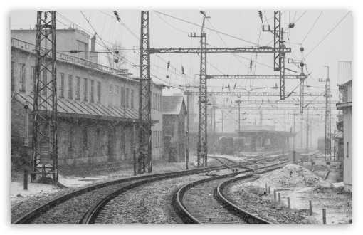 Railwaystation in Winter HD wallpaper for Standard 4:3 5:4 Fullscreen UXGA XGA SVGA QSXGA SXGA ; Wide 16:10 5:3 Widescreen WHXGA WQXGA WUXGA WXGA WGA ; HD 16:9 High Definition WQHD QWXGA 1080p 900p 720p QHD nHD ; Other 3:2 DVGA HVGA HQVGA devices ( Apple PowerBook G4 iPhone 4 3G 3GS iPod Touch ) ; Mobile VGA WVGA iPhone iPad PSP Phone - VGA QVGA Smartphone ( PocketPC GPS iPod Zune BlackBerry HTC Samsung LG Nokia Eten Asus ) WVGA WQVGA Smartphone ( HTC Samsung Sony Ericsson LG Vertu MIO ) HVGA Smartphone ( Apple iPhone iPod BlackBerry HTC Samsung Nokia ) Sony PSP Zune HD Zen ; Tablet 2 Android 3 DVGA HVGA HQVGA devices ( Apple PowerBook G4 iPhone 4 3G 3GS iPod Touch ) ; Dual 4:3 5:4 16:10 5:3 16:9 UXGA XGA SVGA QSXGA SXGA WHXGA WQXGA WUXGA WXGA WGA WQHD QWXGA 1080p 900p 720p QHD nHD ;