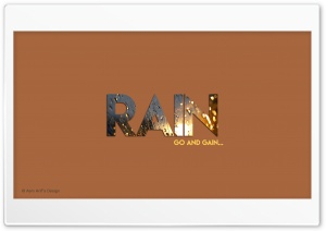 Rain HD Wide Wallpaper for 4K UHD Widescreen desktop & smartphone