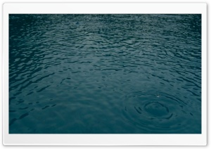Rain Drop HD Wide Wallpaper for 4K UHD Widescreen desktop & smartphone