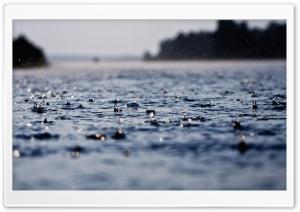Rain Drops HD HD Wide Wallpaper for Widescreen