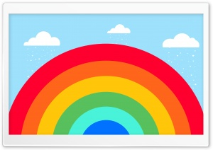 Rainbow 2 HD Wide Wallpaper for Widescreen