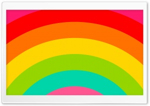 Rainbow 3 HD Wide Wallpaper for Widescreen