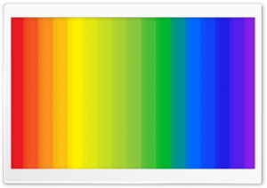 Rainbow 8 HD Wide Wallpaper for Widescreen