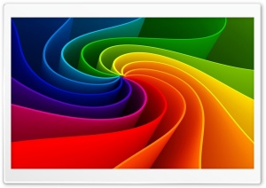 Rainbow - Raduga HD Wide Wallpaper for Widescreen