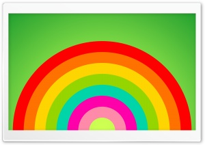 Rainbow Cartoon Ultra HD Wallpaper for 4K UHD Widescreen desktop, tablet & smartphone