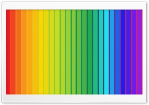 Rainbow Colors HD Wide Wallpaper for Widescreen