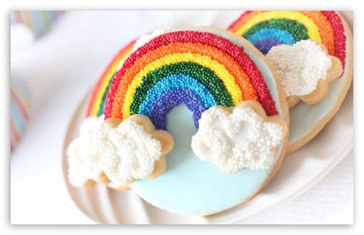 Rainbow Cookies ❤ 4K UHD Wallpaper for Wide 16:10 5:3 Widescreen WHXGA WQXGA WUXGA WXGA WGA ; 4K UHD 16:9 Ultra High Definition 2160p 1440p 1080p 900p 720p ; UHD 16:9 2160p 1440p 1080p 900p 720p ; Standard 4:3 5:4 3:2 Fullscreen UXGA XGA SVGA QSXGA SXGA DVGA HVGA HQVGA ( Apple PowerBook G4 iPhone 4 3G 3GS iPod Touch ) ; Tablet 1:1 ; iPad 1/2/Mini ; Mobile 4:3 5:3 3:2 16:9 5:4 - UXGA XGA SVGA WGA DVGA HVGA HQVGA ( Apple PowerBook G4 iPhone 4 3G 3GS iPod Touch ) 2160p 1440p 1080p 900p 720p QSXGA SXGA ;