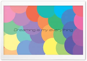 Rainbow Dreaming HD Wide Wallpaper for Widescreen